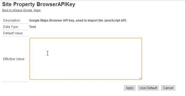 APIKeyを保存